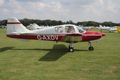 G-AXDV Beagle B121-100 [B049] Sywell 020907