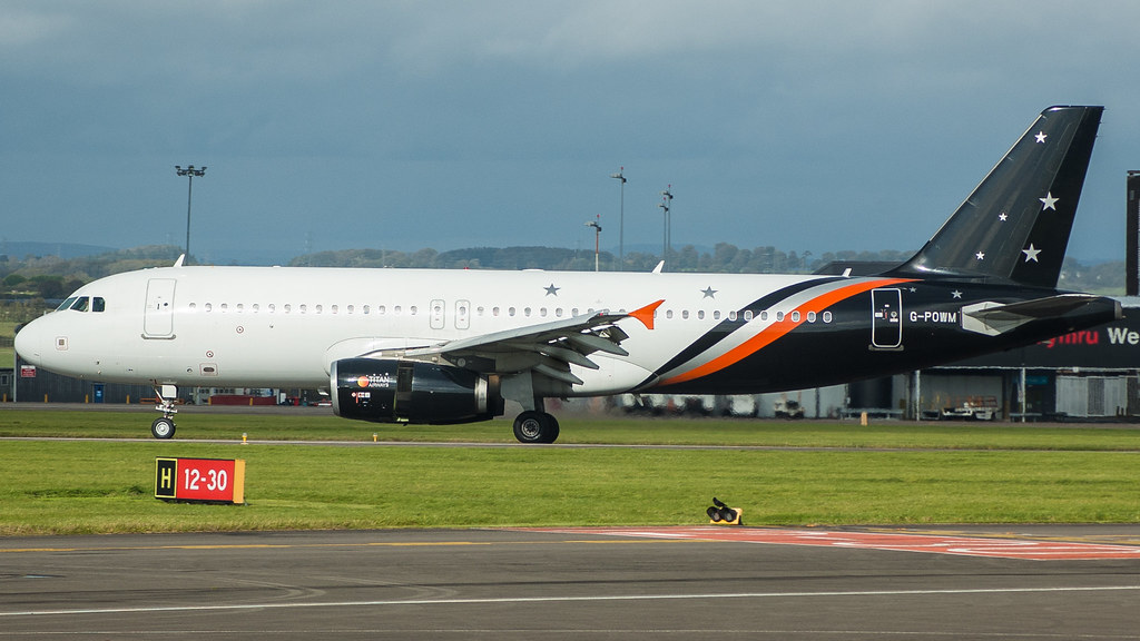 G Powm Titan 320 Cardiff Airport 071017 Angelo Harmsworth Flickr Our 'attic' has 3 unverified meanings for powm. flickr