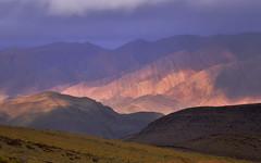 アンティアトラス山脈