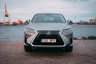 Lexus RX450h 2016 | by Janitors