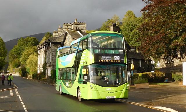 Stagecoach in Cumbria 13804 - BV17CTO