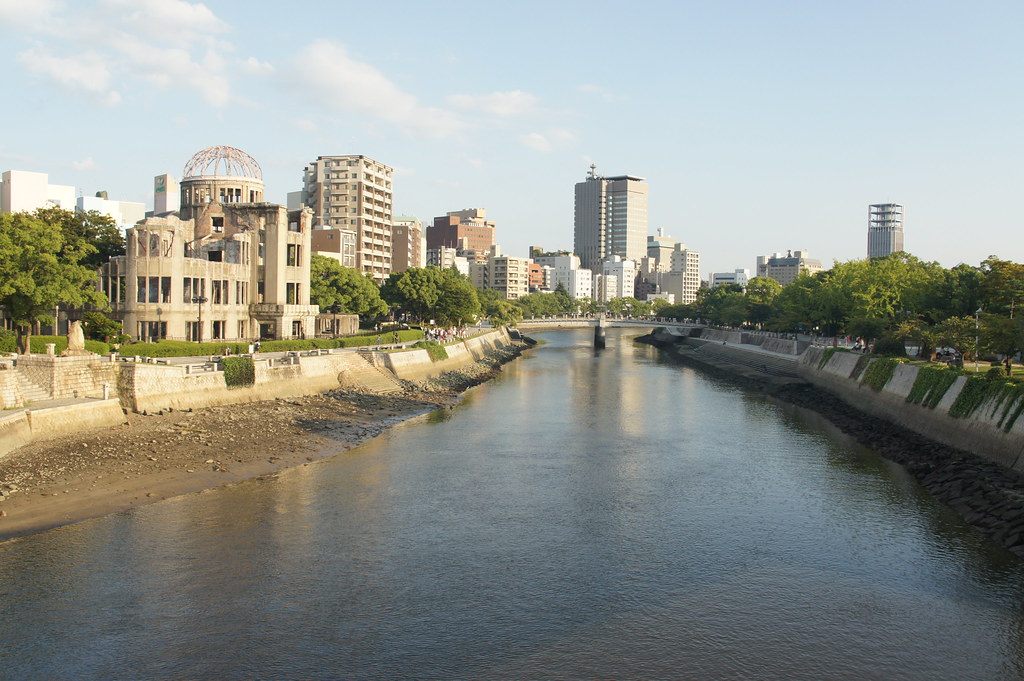Hiroshima, Japan, September 2017