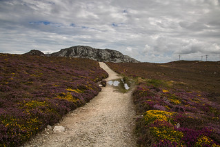 Looking back to Holyhead mountain | by johnkaysleftleg