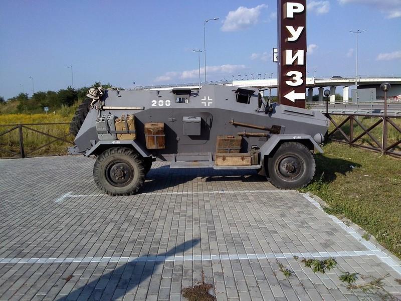Sd.Kfz.247 Ausf.B 55