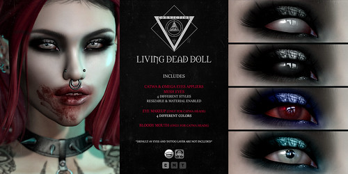 [ Conviction ] Living Dead Doll | by Cruxcifer x [ Conviction ]
