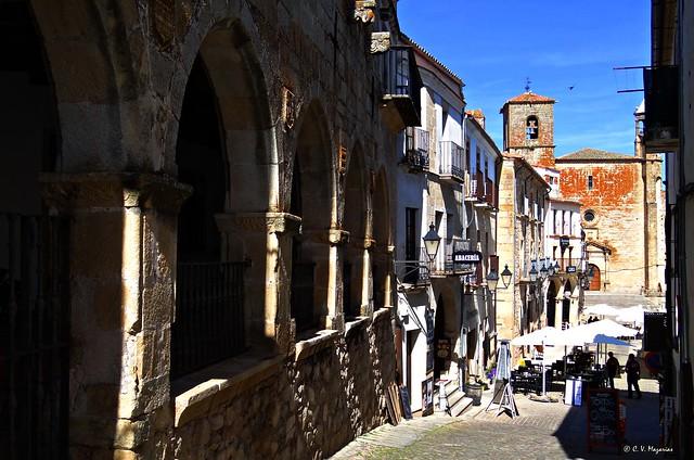 Trujillo, Cáceres, Extremadura, España.
