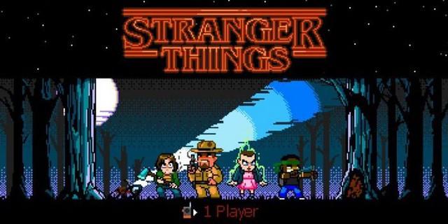 stranger things the game, communication, jeu vidéo, Netflix