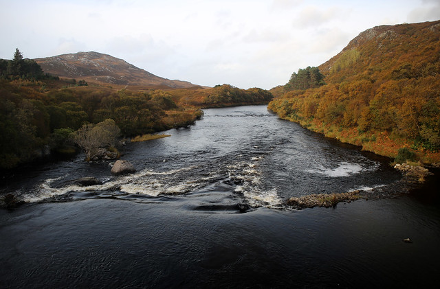 The River Hope, Sutherland