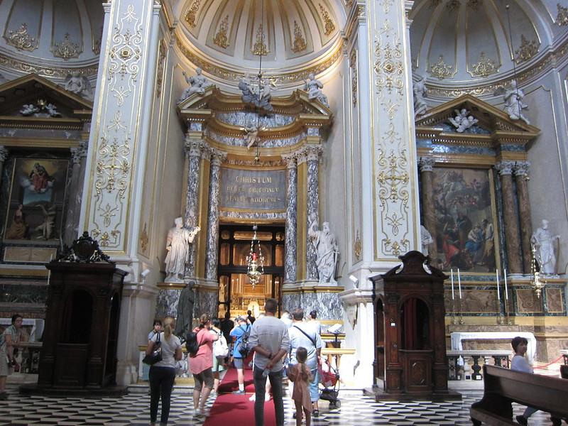 Cathédrale de Bergamo
