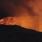 Krater des Vulkans Erta Ale