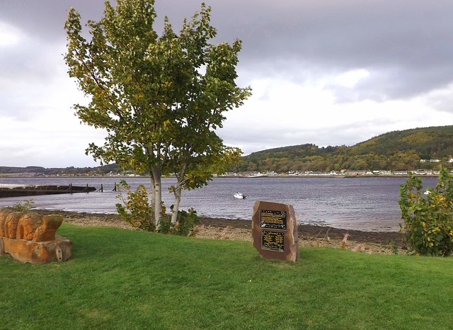 1894 Kessock Ferry Disaster Ceremony Inverness Scotland