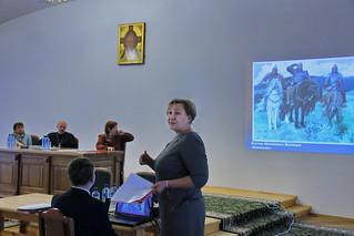 Конференция в Иверском монастыре 190