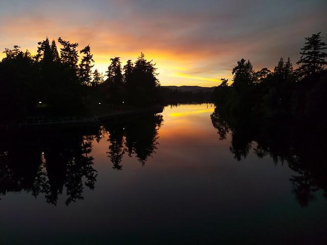 Depth of Sunset
