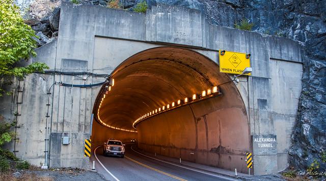 2017 - Alexandra Tunnel