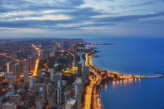 Chicago from Top: The Lake | by KP Tripathi (kps-photo.com)