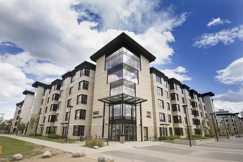 College Quarter Residences | by University of Saskatchewan
