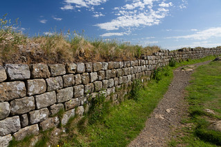 Along the Hadrian's Wall | by yashima