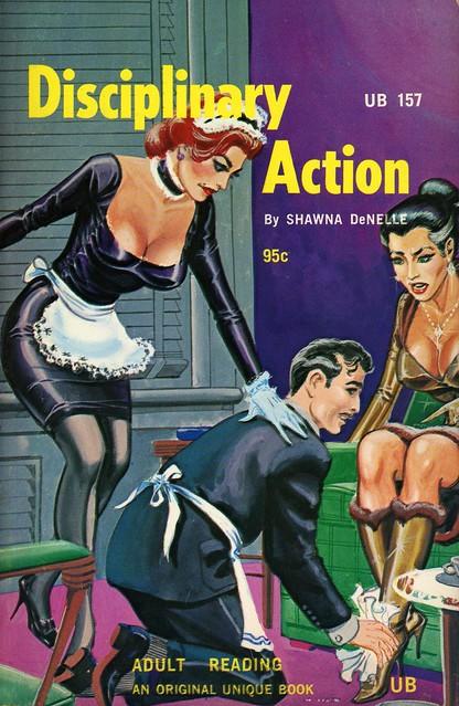 Unique Books 157 - Shawna DeNelle - Disciplinary Action