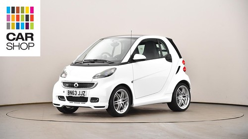 BN63JJZ-used-SMART-FORTWO-COUPE-Brabus-Xclusive-2dr-Softouch-Auto-102-Petrol-Automatic-WHITE-XC-L-10 | by cardiffcarshopcollections