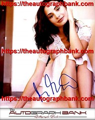 Mia Maestro authentic signed memorabilia   http://ift.tt/2kYhiwh
