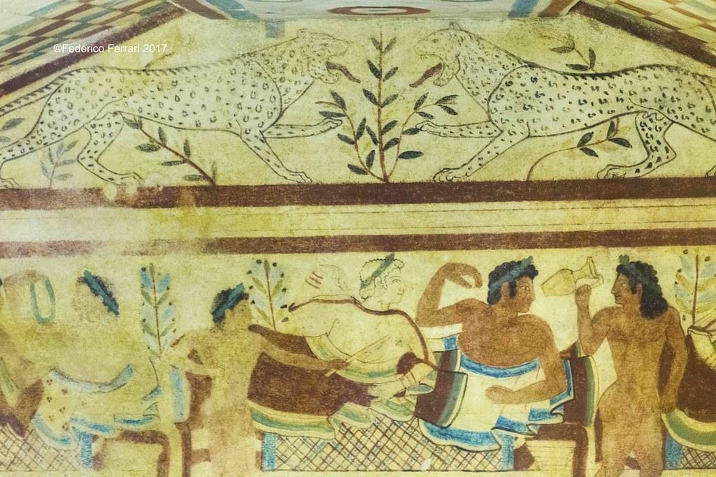07 Tombe etrusche Tarquinia