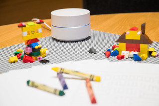 Google Wifi in a kids' playroom | by RainbowDiaries Blogsite Singapore