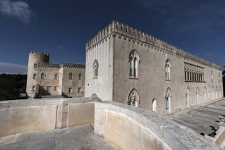 Donnafugata Castle near Ragusa