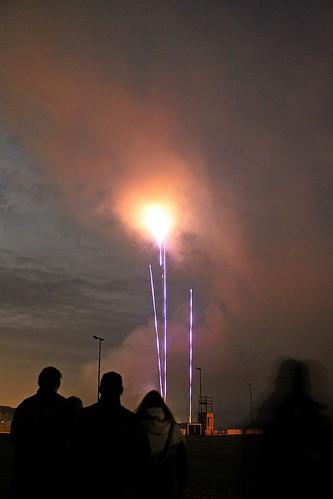 grand firework display cullompton rugby club devon guy fawkes ipm