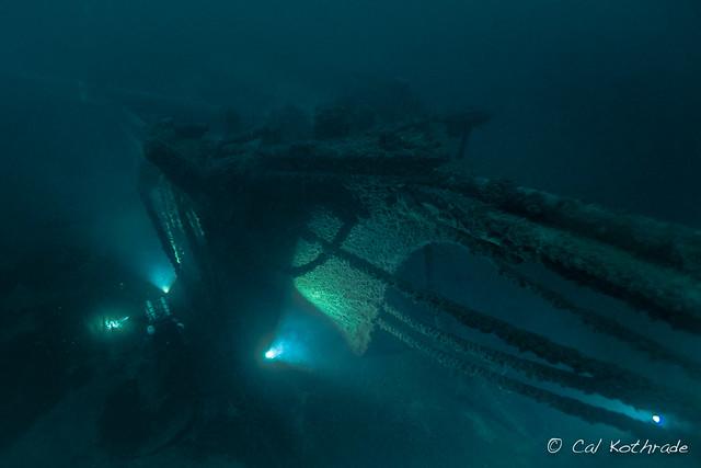Shipwreck Thomas Hume