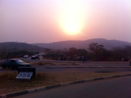 sunset ushafabridge fct abuja nigeria jujufilms