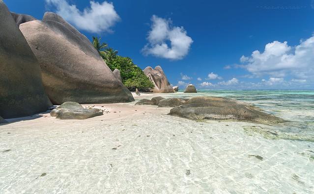 Anse Source d`Argent - La Digue Island - Seychelles 2017
