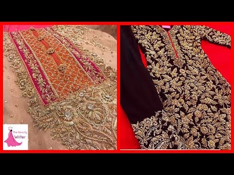 3e6d2f8f76 Party Wear Punjabi Suit Piece Collection/Beautiful Patiala Salwar Kameej Design  Ideas For Wedding