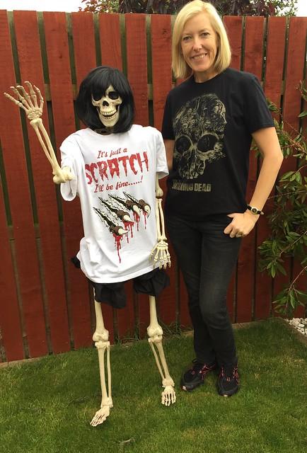2017 Halloween T-Shirt  Challenge Day 3 of 31