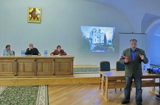 Конференция в Иверском монастыре 160