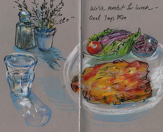 Wales: Welsh rarebit (of course!) for lunch at Oriel Ynys Môn, on Anglesey | by Laura Frankstone