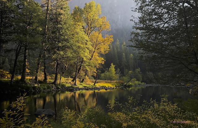 (September) Autumn in Yosemite National Park