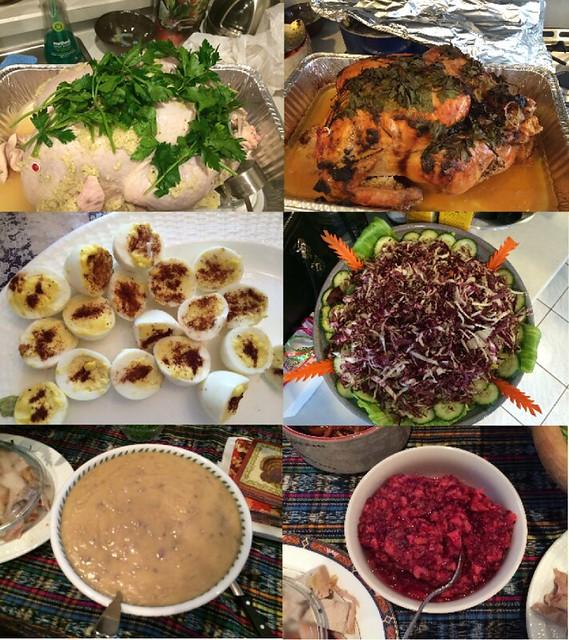 Thanksgiving Homestay Program