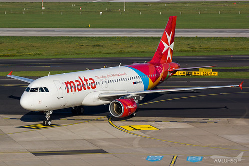 Air Malta - A320 - 9H-AEP (1) | by amluhfivegolf