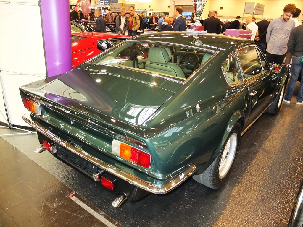 Aston Martin V8 Vantage X Pack 1990 Techno Classica Esse Flickr