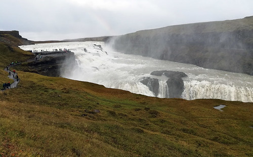 gullfoss-wide-view | by quirkytravelguy