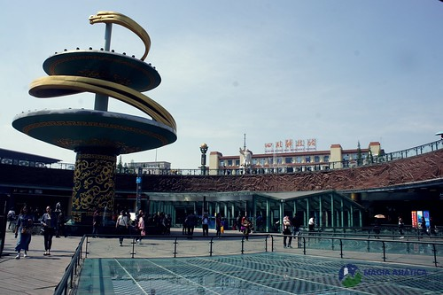 Plaza Tianfu Chengdú | by contacto.magiasiatica