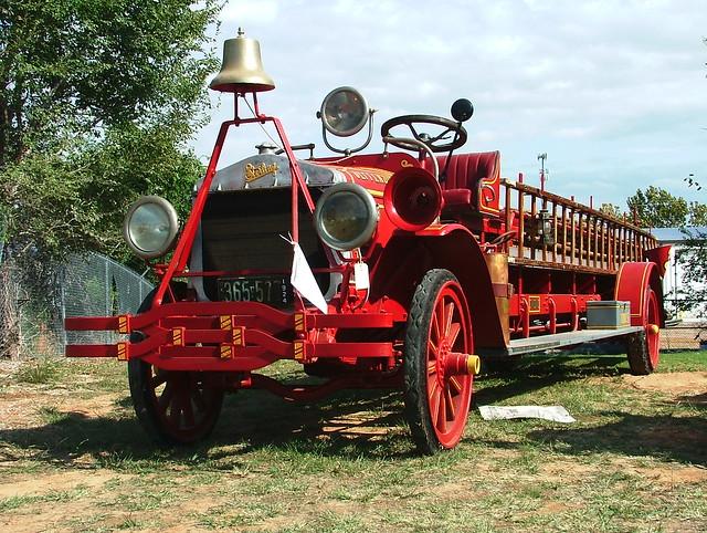 1924 Sterling Fire Truck