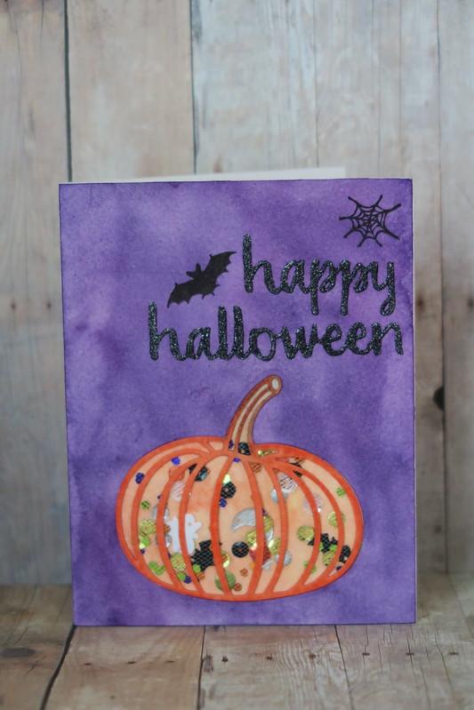 Halloween Pumpkin Shaker