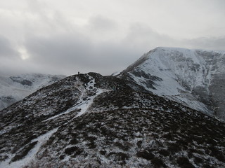Ridge to Grisedale Pike | by malky_c