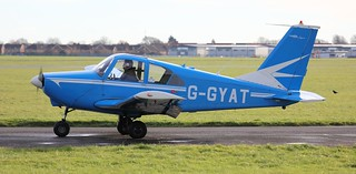 Gardan GY-80 Horizon G-GYAT Lee on Solent Airfield 2017 | by SupaSmokey