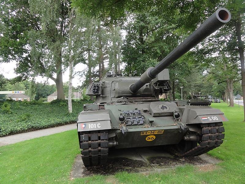Centurion Mk.5-2 1