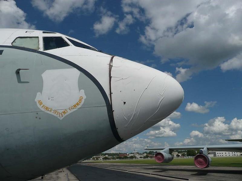 Boeing NKC-135A Airborne Laser Lab 3