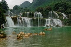Bản-Giốc-Detian-Wasserfälle