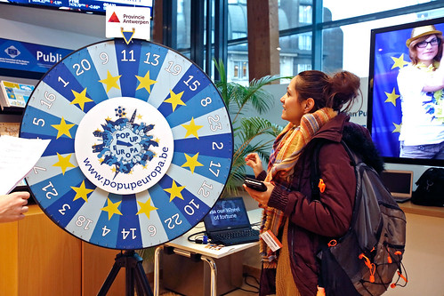 EuroPCom 2017 - Exhibition and Drawnalism | by provincie Antwerpen