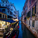 Dinner In Venice by Trey Ratcliff
